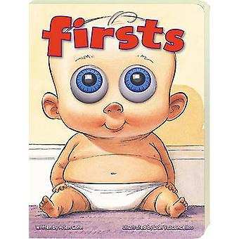 Firsts (Eyeball Animation) - Board Book Edition by Arlen Cohn - Daniel