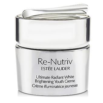 Estee Lauder Re-nutriv Ultimate Radiant White Iluminando Creme Juventude - 50ml/1.7oz