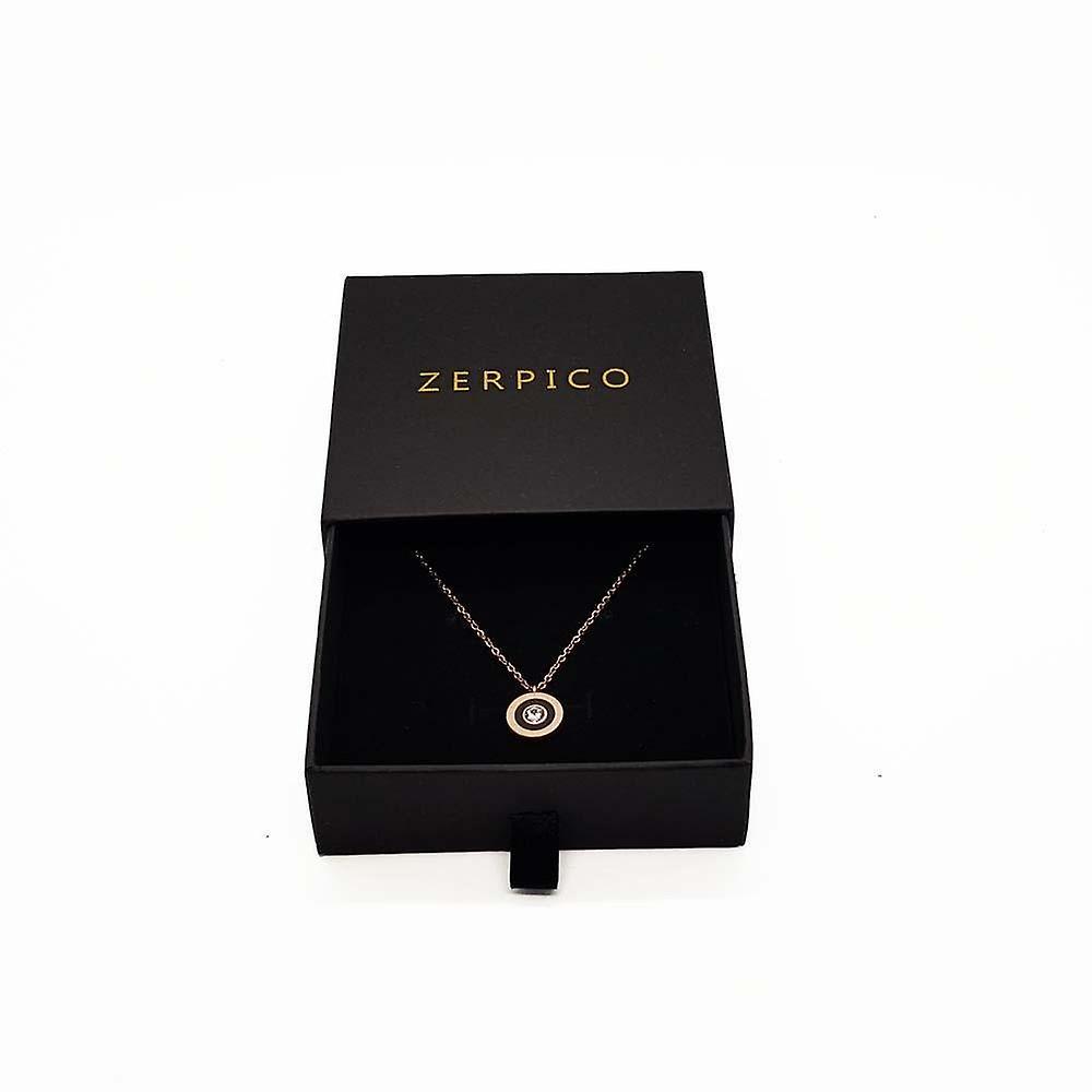 Jericho Rosé Gold Necklace