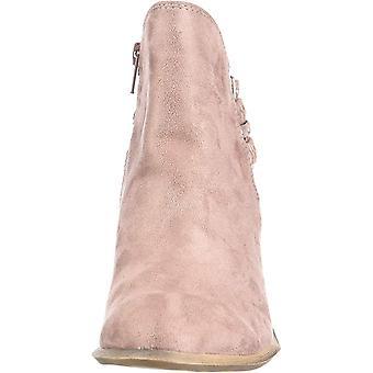 Carlos by Carlos Santana Women's Ashby Ankle Boot, DUSTYMAUVE, 5.5 Medium US