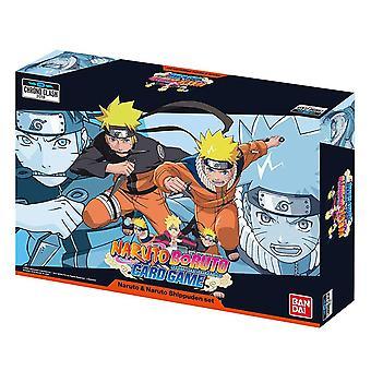 Naruto CG Naruto & Naruto Shippuden Set Card Game (Single Unit)