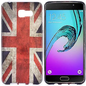 Hull för Samsung Galaxy A5 (2016) Reason Flag Uk