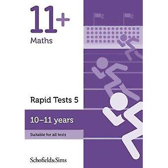 11 Maths Rapid Tests Book 5 Year 6 Ages 1011