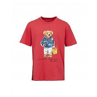 Polo Ralph Lauren Childrenswear Polo Bear T-shirt
