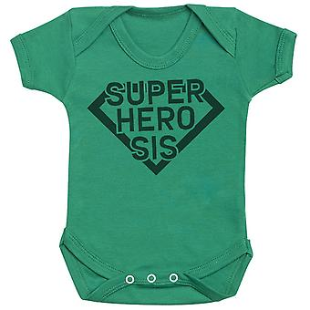 Superhero Siblings - Matching Kids Set - Baby Bodysuits - Gift Set