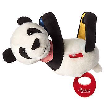 sigikid Muziekknuffel Panda