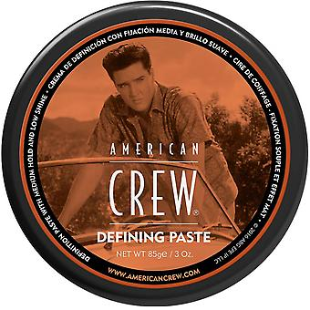 Defining Paste Hair Wax - Soft Fixation and Mat Effect