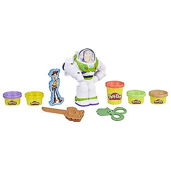 Play-Doh Disney Buzz Lightyear Zestaw Czajka
