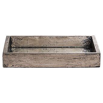 Hill Interiors Augustus Mirrored Tray