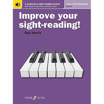 Improve Your SightReading Level 4 US EDITION by By composer Paul Harris