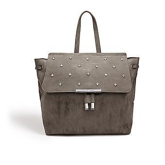 Grey Siri Vegan Multiway Backpack Bag
