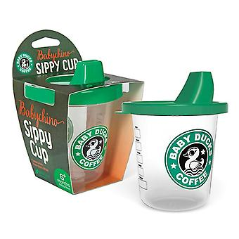 Babychino sippy cup