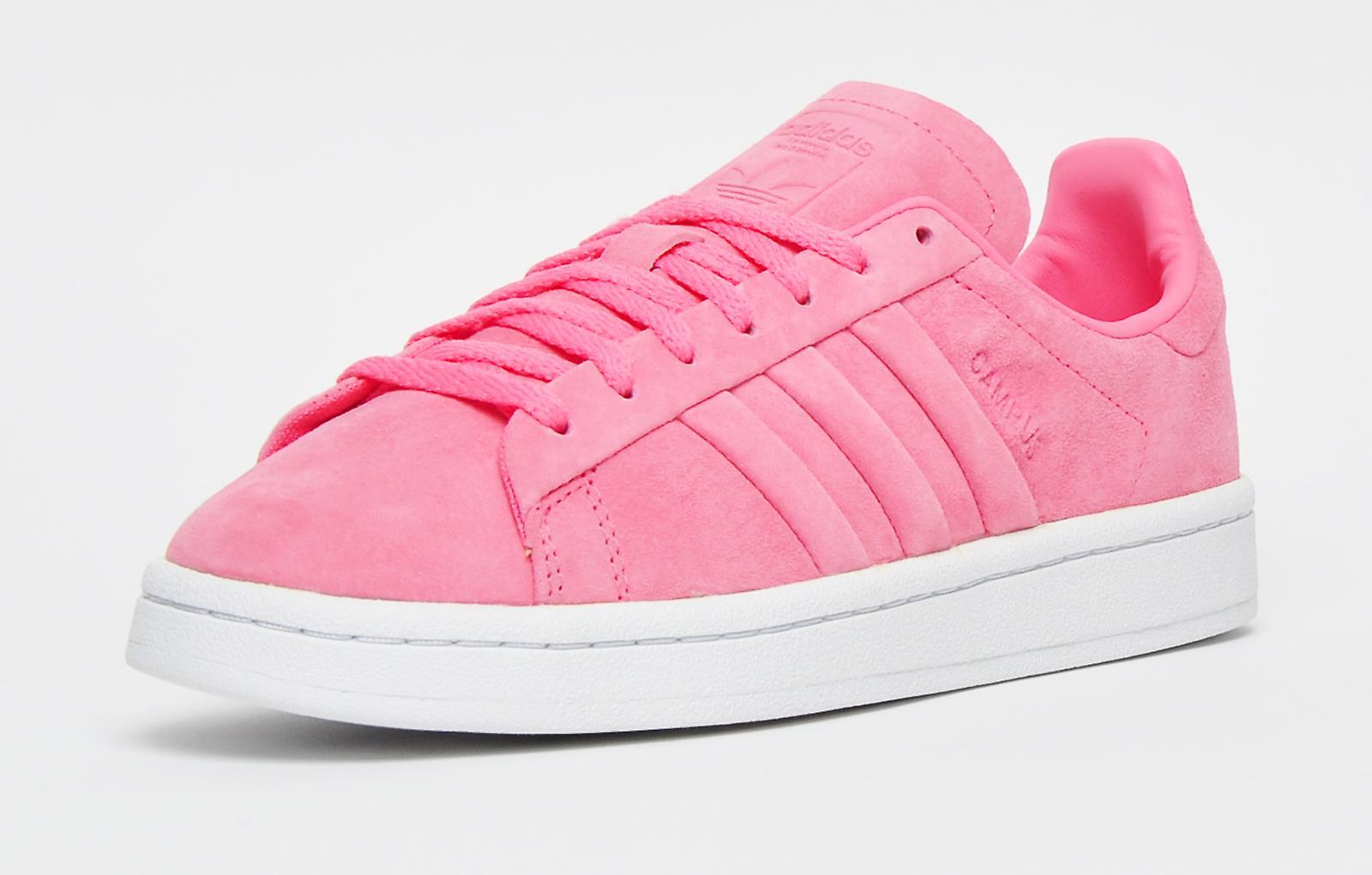 Adidas Originals Campus Stitch and Turn Pink / White pmUNT
