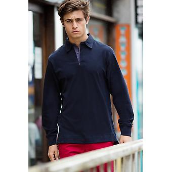 Front row super soft long sleeve rugby shirt fr43m