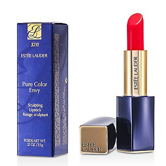 Pure color envy sculpting lipstick # 320 defiant coral 167350 3.5g/0.12oz