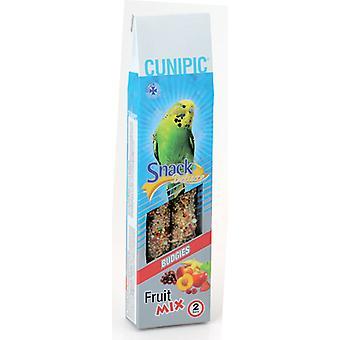 Cunipic Fruit Sticks for Parakeet (Birds , Bird Treats)