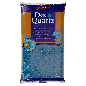 Agrobiothers Quartz Ocean Blue 3L (Fish , Decoration , Gravel & sand)