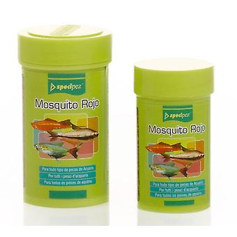 Specipez Red Mosquito Larva 6Gr/50ml (Fish , Food , Cold Water)