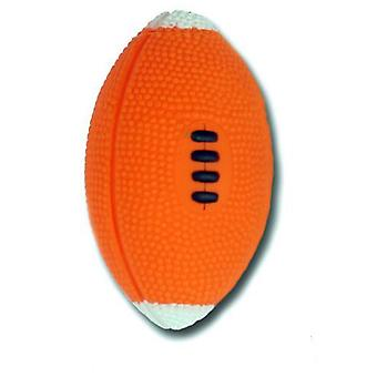 Freedog Rugby Ball Toy 7x12 Cm. (Dogs , Toys & Sport , Balls)