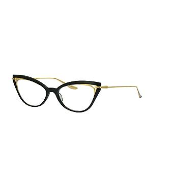 Dita Artcal DTX524 01 Black-Gold Glasses