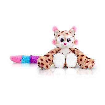 Keel Toys Huggems Mia Leopard Plüsch-Spielzeug