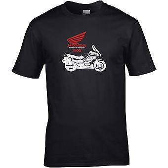 Honda ST1100 1998 Pan Europeisk Klassisk - Motorsykkel Motorsykkel Biker - DTG Trykt T-skjorte
