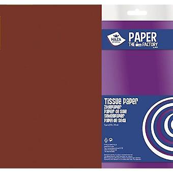 Haza Tissue paper dark brown 18gr 5SH 50x70cm 185957