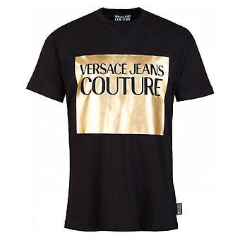 Versace Jeans Couture Foil Patch T-Shirt