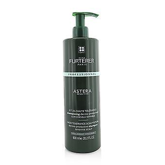 Rene Furterer Astera empfindlich hohe Toleranz Kopfhaut rituelle Dermo-Schutz Shampoo - empfindliche Kopfhaut (Salon Produkt) 600ml/20,2 oz