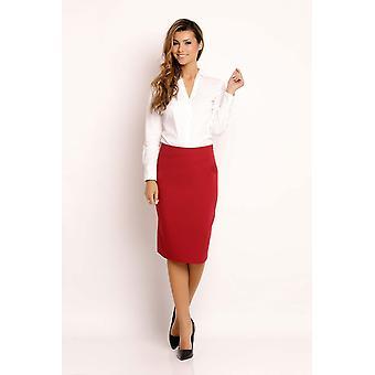 Maroon  skirts