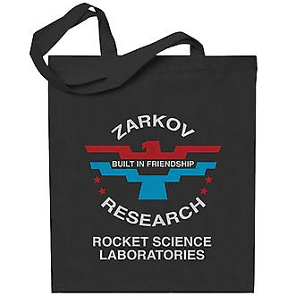 Zarkov Researh Rocket Science Laboratories Flash Gordon Totebag