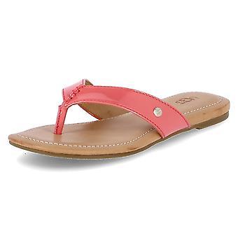 UGG Tuolumne Flip Flop 1107905PCRLTUOLUMNEPOPCORAL zapatos universales de verano para mujer