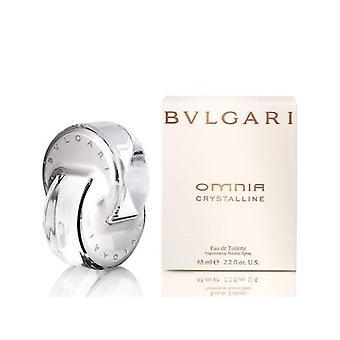 Bulgari Bvlgari Omnia Crystalline Eau De Toilette For Her