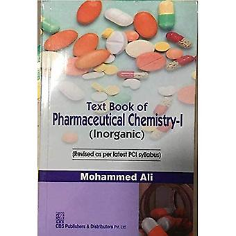 Textbook of Pharmaceutical Inorganic Chemistry