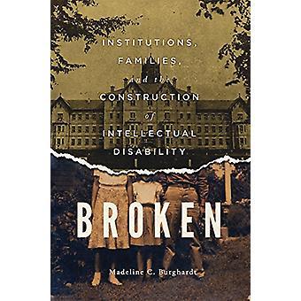 Broken - Institutions - Familles - et la construction d'Intellectua