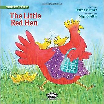 The Little Red Hen by Teresa Mlawer - 9780986431364 Book