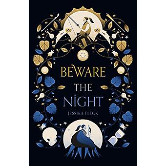 Beware the Night by Jessika Fleck - 9781250233332 Book
