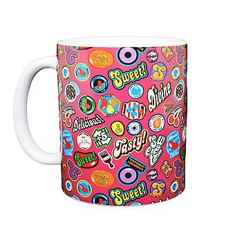 Official Candy Crush Heat Changing Mug