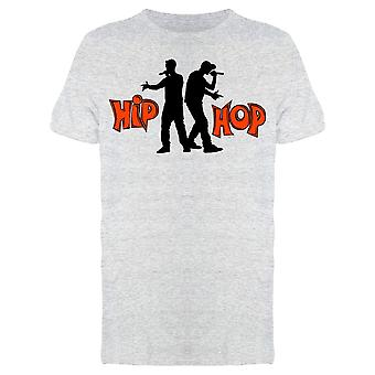 Hip Hop Artists Stage Tee Men's -Image by Shutterstock