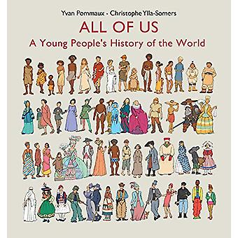 All of Us by Yvan Pommaux - 9781681373218 Book