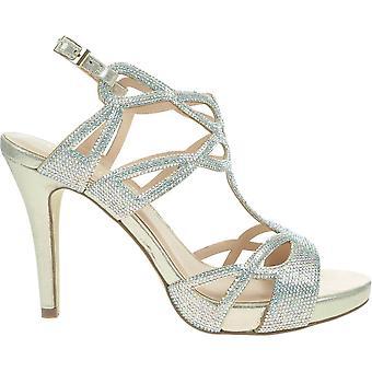 Menbur Oro Gold 212280000 ellegant summer women shoes
