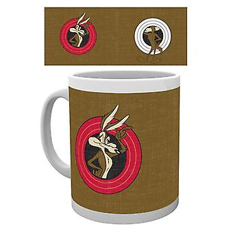 Looney Tunes Wile E Coyote Mug