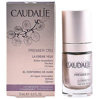 Crema Anti-Ageing para Eye Area Premier Cru Caudalie (15 ml)