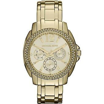 Michael Kors MK5691 Gold Tone Cameron Glitz Ladies Watch