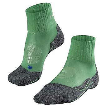 Falke Trekking 2 Cool Short Socks - Eucalyptus Green