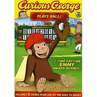 Curious George - Curious George: speelt bal! [DVD] USA import