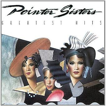Pointer Sisters - Greatest Hits [CD] USA import
