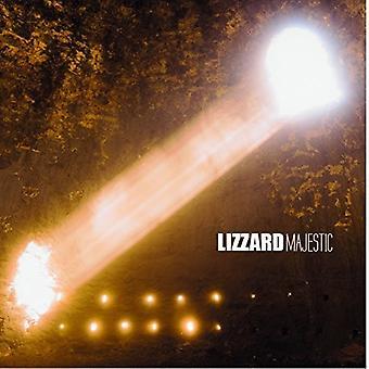 Lizzard - Majestic [CD] USA import