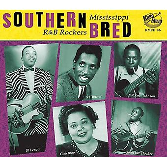 Southern Bred: Mississippi R&B Rockers 2 [CD] USA import