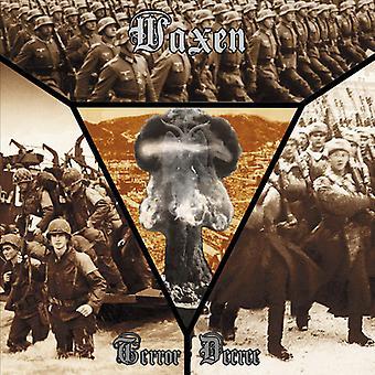 Waxen - Terror Dekret + Bonus [CD] USA import